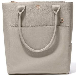 Dagne Dover Bags Mini Now Midi Tote In Stone Poshmark
